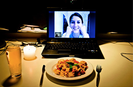 [Skype] Dinner With My Fiancee - From My Value Place Kitchen
